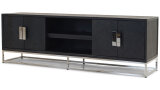 Tv-dressoir 7414 Blackbone zilver | Richmond Interiors