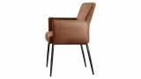 Eetstoel light brown Ibiza Sidd | Tower Living