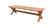 Tuintafel Cross 240 | Livingfurn