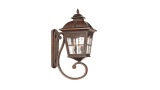 Buitenlamp Pompeii 1571BR | Searchlight