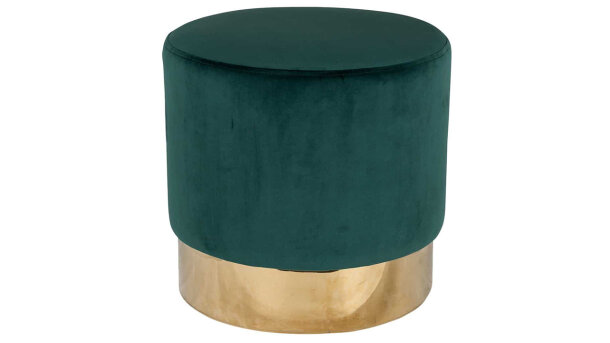Pouffe S4427 Green Lilou | Richmond