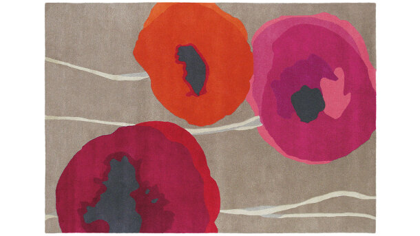 Vloerkleed 45700 Poppies | Sanderson