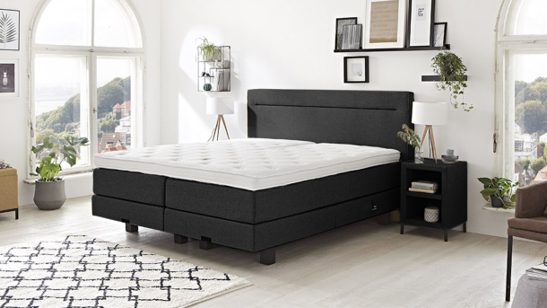 Boxspring Sienna - Denim 19 1200
