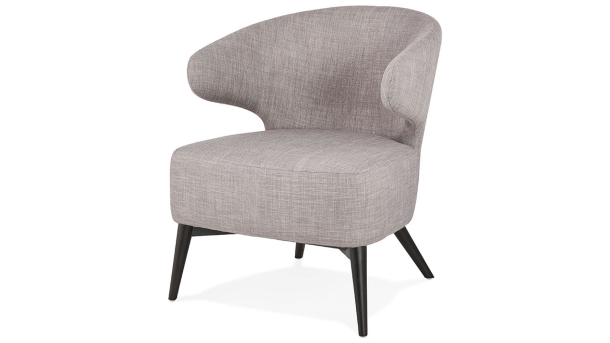 Fauteuil Norman AC02220GRBL