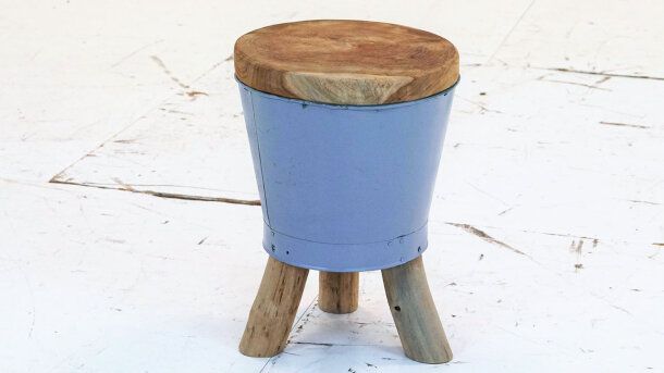 Bijzettafel Bucket - Outlet