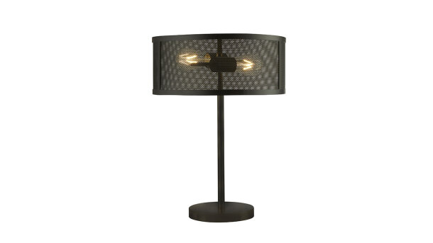 Tafellamp Fishnet EU2822-2BK | Searchlight