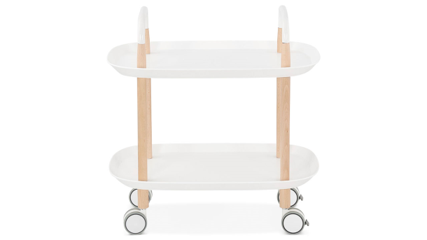 Trolley Servy CT00750WH | Kokoon Design