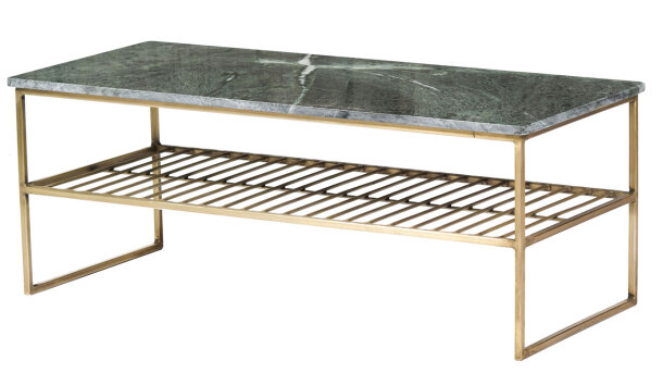Salontafel green gold Dian