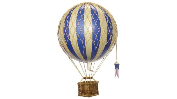 Miniatuur luchtballon Travels AP161D | Authentic Models