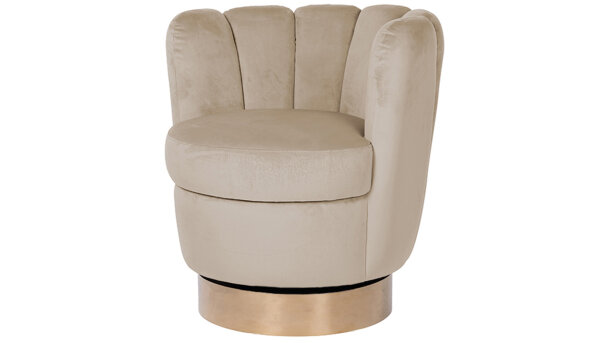 Fauteuil S4498 Khaki Calista | Richmond Interiors