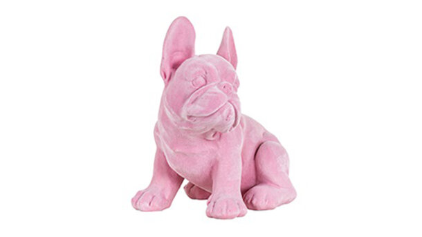 Beeld Dog Miro Pink AD-0016 | Richmond Interiors