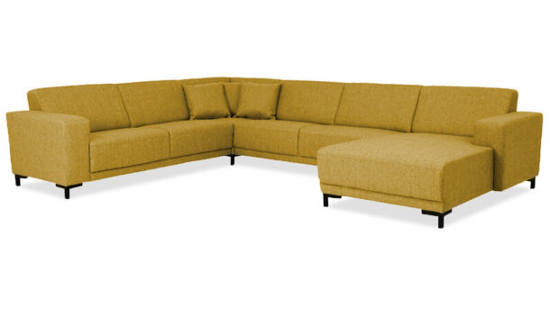 U sofa Carrara