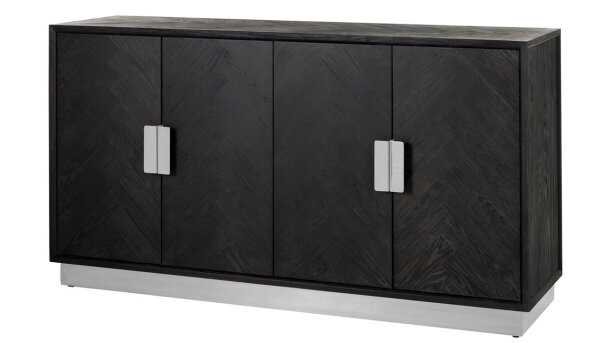 Dressoir 7404 Blackbone zilver | Richmond Interiors