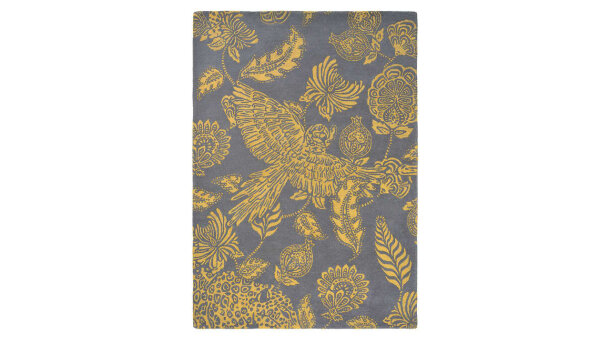 Vloerkleed Yellow 56306 Loran