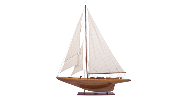 Miniatuur boot Shamrock Yacht AS157