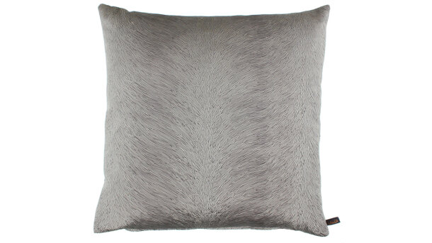 Sierkussen Light Grey Perla | Claudi Chique