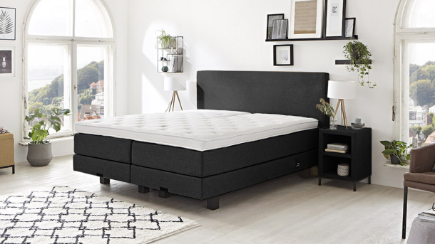 Boxspring Lima - Denim 19 1200
