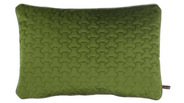 Sierkussen Green + Piping Izacco | Claudi Chique