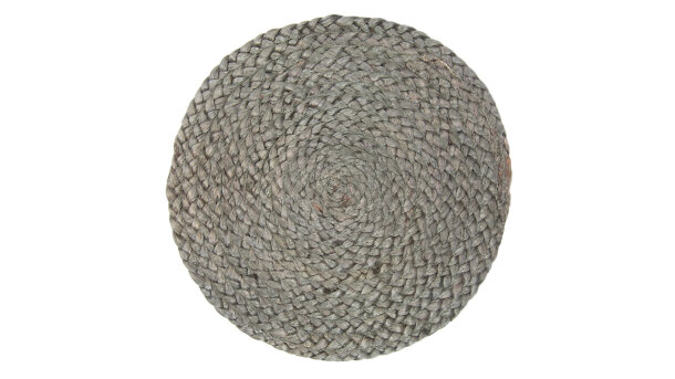 Vloerkleed grey Circle | Brinker Carpets Festival