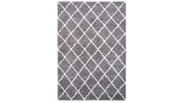 Vloerkleed grey Diamond