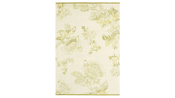 Vloerkleed Cream 37009 Tonquin | Wedgwood Home