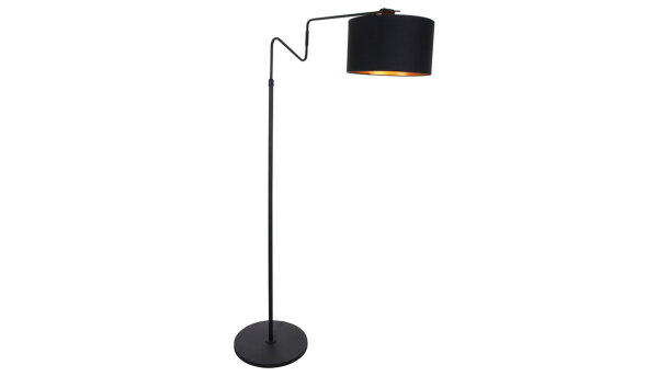 Vloerlamp 2132ZW Linstrøm | Anne Lighting