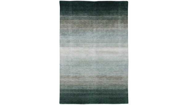 Vloerkleed black/grey Panorama | Momo Rugs