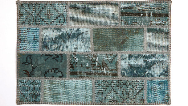 Vloerkleed Light Blue Vintage | Brinker Carpets