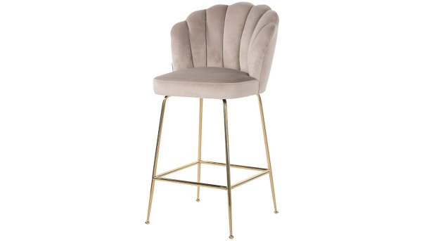Barkruk S4485 Khaki Pippa | Richmond Interiors