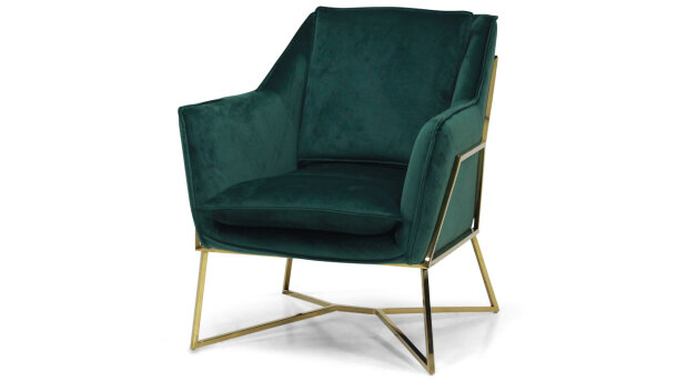 Fauteuil S4416 Green Aurelia | Richmond