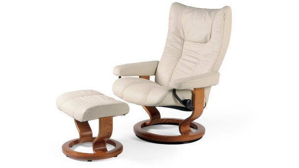 Relaxzetel Wing Classic | Stressless