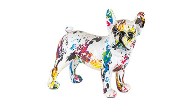Beeld Dog Graffity AD-0018 | Richmond Interiors
