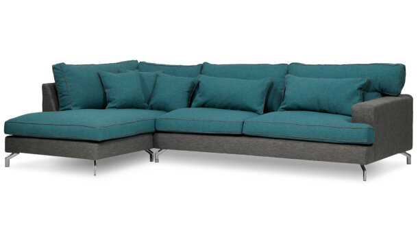 Hoek sofa Caroline-Scotch