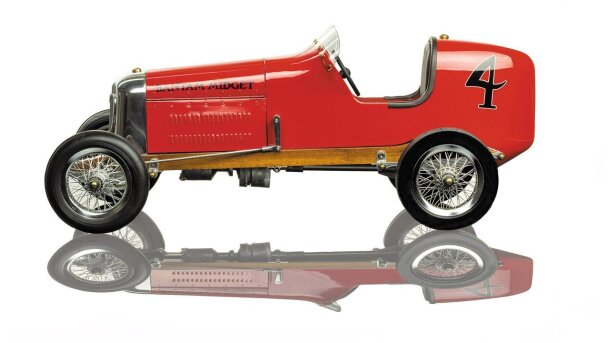 Modelauto Red Bantam Midget PC012