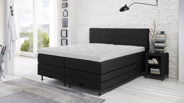 Boxspring Caprice - Denim 19 1300