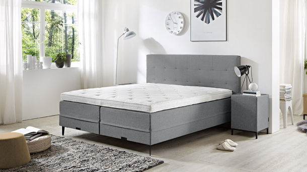 Boxspring Caprice - Denim 23 1100
