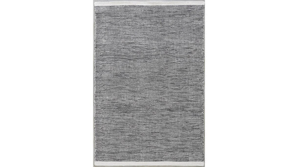 Vloerkleed - black/white Teppe | Momo Rugs