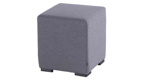 Hocker Mid Grey 22.042.757 Alex | Hartman tuinmeubelen