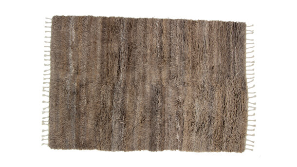 Vloerkleed Brown Afghano | Brinker Carpets