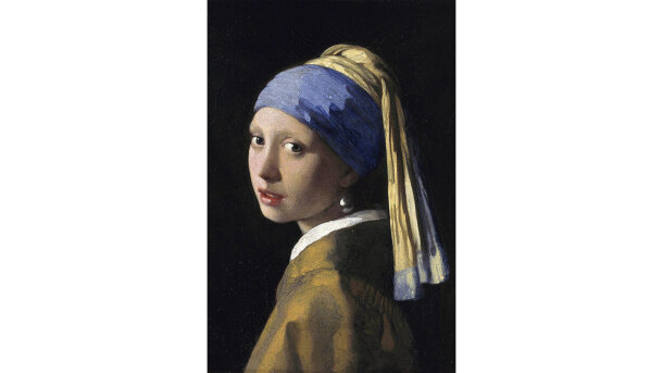 Schilderij Girl with a Pearl Earring