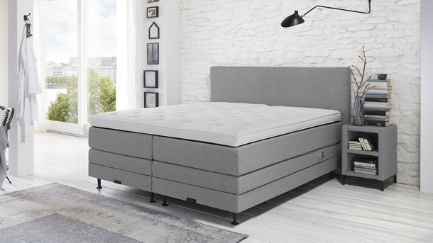 Boxspring Lima - Denim 23 1300