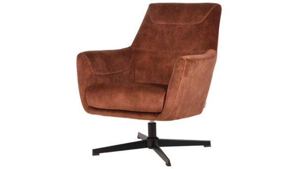 Fauteuil Rust Toby