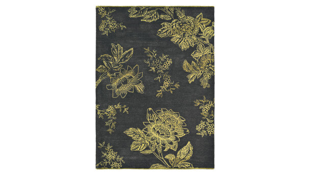 Vloerkleed Charcoal 37005 Tonquin | Wedgwood Home
