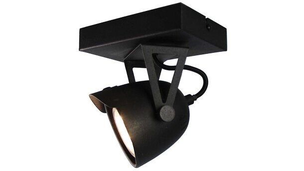 LED spot zwart Cap | LABEL51