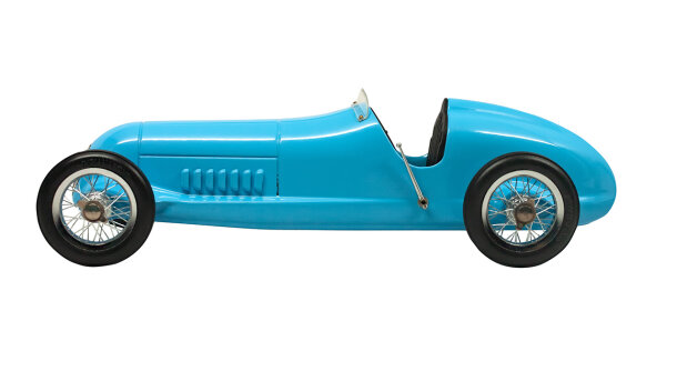 Modelauto Blue Racer PC016