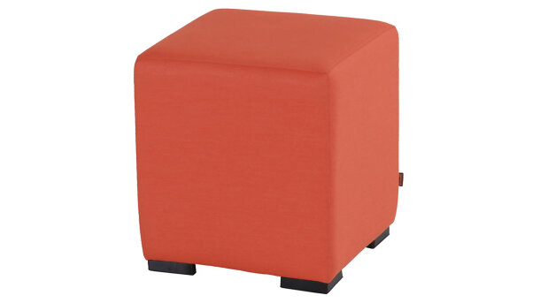 Hocker Paprika Orange 22.042.776 Alex | Hartman tuinmeubelen
