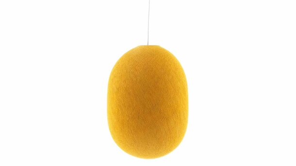 Hanglamp Durian Mustard Yellow