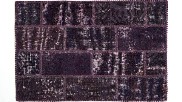 Vloerkleed Dark Purple Vintage | Brinker Carpets