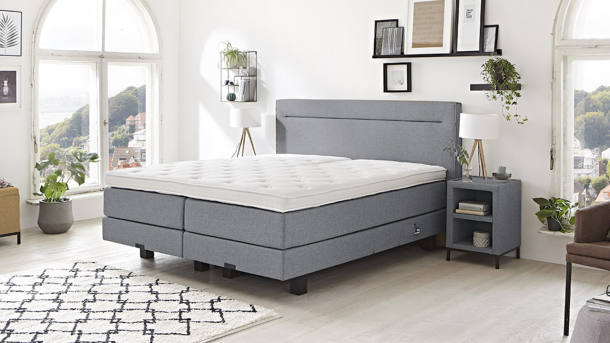 Boxspring Sienna - Denim 23 1200