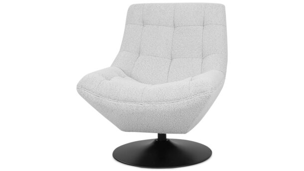 Draaifauteuil S5128 White Richelle | Richmond Interiors